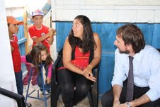 """FOSIS dio el vamos al programa """"Yo Emprendo en Campamentos"""""""