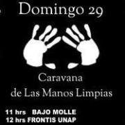 """Hoy es """"Caravana de las manos limpias"""" de apoyo a Jorge Soria"""