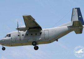 """FACH confirma que renuncia de comandante Bertens """"no tiene relación con la causa del accidente"""" del avión Casa 212"""
