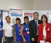 Hasta junio se realizará Censo de Población y Vivienda 2012
