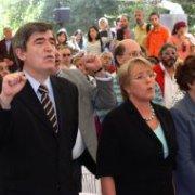 """Una Concertación sin vocero, dos listas y varios precandidatos se enfrenta al """"síndrome Bachelet"""""""