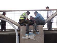 Por segunda vez en menos de 24 horas Carabineros frustra intento de suicidio