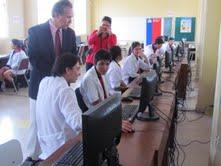 Tarapacá  alcanza quinto lugar nacional en SIMCE  sobre nuevas tecnologías,TICS