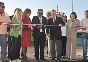 Presidente Piñera inauguró obra bicentenario de Caleta Guardiamarina Riquelme