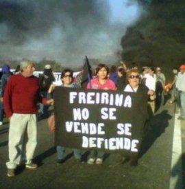 Balance tras ola de protestas y enfrentamientos en Freirina por el cierre de la planta Agrosuper: 24 detenidos y 13 heridos