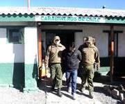 Carabineros decomisa 14 kilos de pasta base en Colchane