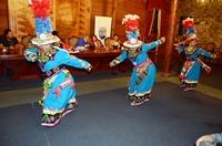 Con desfile de comparsas Municipalidad de Iquique celebra hoy víspera del Machaq Mara