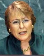Comisión integrada por diputados oficialistas encuentra responsable a Bachelet por su actuación tras el terremoto y tsunami