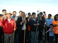 Inauguran Ruta del  Peregrino camino a La Tirana