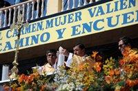 Obispo Ordenes instó a la unidad y a trabajar por los ideales de la gente y no ponerles trabas