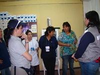 Autoridad Sanitaria inició trabajo en terreno en La Tirana