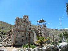 Parte licitación para recuperar Iglesia de Sibaya destruida en el terremoto del 2005