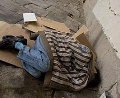 """Vicario Alfonso Baeza: """"Hay un afán de verse como país modelo. De lo único que somos modelo es de la pobreza"""""""