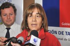Intendenta defiende resultados de la Encuesta CASEN y critica a la Concertación