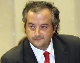 """Nicolás Mönckeberg, Pdte.  Cámara de Diputados: """"Mi candidato es Allamand por su experiencia política"""""""