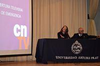 CNTV debatió en Iquique responsabilidad social de los medios de comunicación