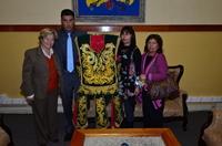 Museo de Bailes Religiosos recibe las primeras donaciones de trajes de cofradías