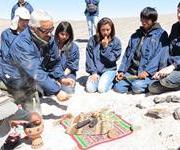 """""""Expedición Etnoturismo"""", abre nuevas perspectivas a estudiantes y profesores de Tarapacá"""