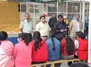 Autoridad penitenciaria de Bolivia visita 444 reos bolivianos serán trasladados libres a su país