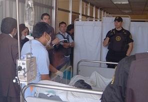 Fiscalía pide presidio perpetuo para peruano que mató a sus dos hijitos