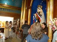 5 mil peregrinos en La Tirana celebran la Oración por Chile