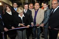 Inauguran remodelada Plaza Condell con estacionamientos para 308 vehículos