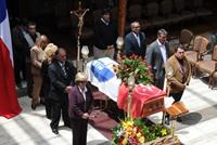 Concejo Municipal nombra en forma póstuma a Flavio Rossi como Hijo Ilustre de Iquique