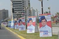 Carabineros con apoyo municipal retiro propaganda electoral en zonas prohibidas