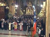 Monseñor Ezzati en Te Deum: El país vive una crisis de confianza