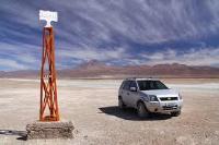 En helicóptero del Ejército  rescatan a geólogos extraviados en la frontera con Bolivia
