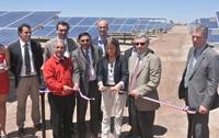 Planta Solar más grande de Latinoamérica incorpora energía al SING