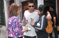 INJUV promueve en Tarapacá campaña que incentiva el voto de los jóvenes en las municipales