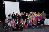 Anoche partió Festival de Teatro y Danza 2012 en Ex Estadio Cavancha
