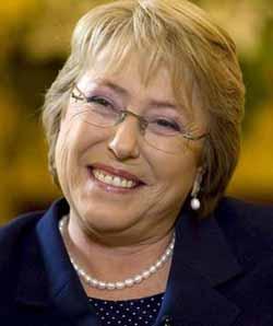 Michelle Bachelet entre los 50 intelectuales iberoamericanos más influyentes