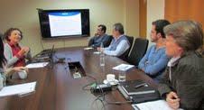 Experta en recursos hídricos en visita técnica para buscar estrategias conjuntas  el CIDERH