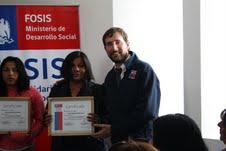 FOSIS certificó a emprendedores de Pica y Alto Hospicio