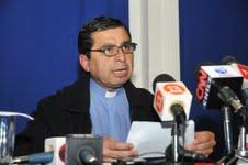 """Obispo tras su renuncia: """"Hoy estoy crucificado, golpeado y silenciado en la cruz"""""""