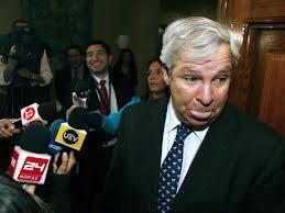 """Diputado UDI Ignacio Urrutia dice que vocero Chadwick  """"vale callampa"""" y lo acusa de beneficiarse de Pinochet"""