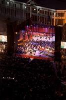 Iquique disfrutó con el concierto de Harlem Opera Choir  en la Plaza 21 de Mayo
