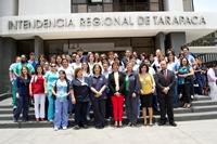 200 nuevos funcionarios incrementan dotación de Hospital de Iquique