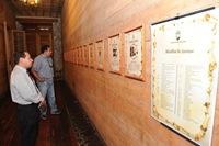 Municipio de Iquique inaugura galería de los alcaldes