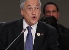 """Piñera a Bolivia: """"Los tratados, cuando se firman, son para cumplirlos"""""""