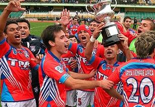 Emoción en Arica: San Marcos ya es de Primera División