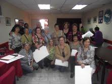 Diputada Marta Isasi se reunió jubilados por tema de asignación de zona