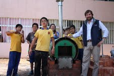 Niños de La Tirana cultivan sus propios alimentos gracias a programa de Autoconsumo del FOSIS