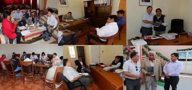 Desarrollan programa para apoyar a las comunas rurales en Tarapacá