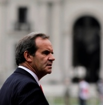 "Andrés Allamand: ""Estamos frente a un caso que Perú fabricó artificialmente en contra de Chile"""