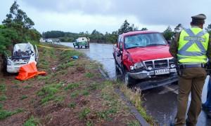 26 personas fallecidas dejan accidentes de transito en fin de semana de Navidad