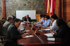 El viernes en sesión de Concejo se nombrarán a directores municipales y destinación de funcionarios