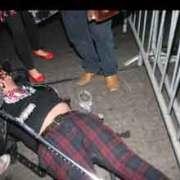 Dura Represión a Discapacitados que Protestaban contra la Teletón